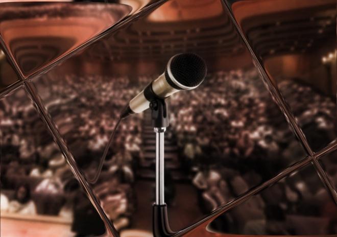 Особенности публичных выступлений