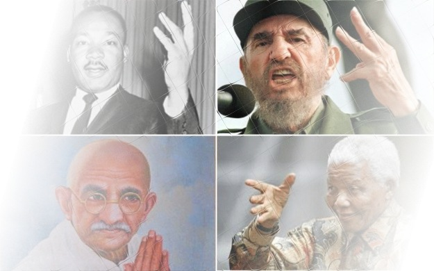 Знаменитые политические лидеры